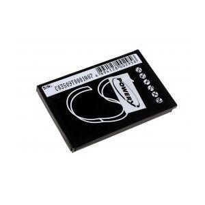 Creative Batteri til Creative Typ DAA-BA0005