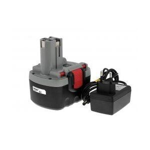 Bosch Batteri til Bosch Kombi GSB 14,4VE-2 O-Pack Li-Ion inkl. oplader