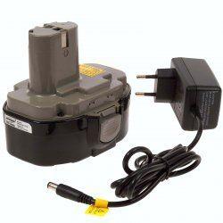 Makita Batteri til Makita Radio BMR101 Li-Ion inkl. Lader