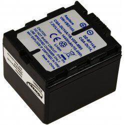 Panasonic Batteri til Panasonic VDR-M70B 1440mAh