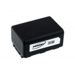 Panasonic Batteri til Video Panasonic HC-V500