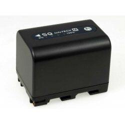 Sony Batteri til Sony Videokamera DCR-TRV351 2800mAh Anthrazit