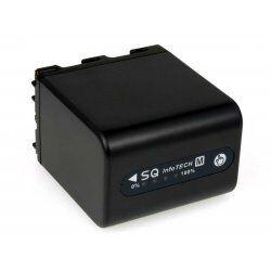 Sony Batteri til Sony Videokamera DCR-TRV265E 4200mAh Anthrazit med LEDs