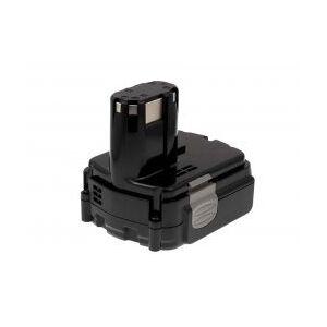 Hitachi Batteri til Hitachi DV 14DV 2000mAh Li-Ion