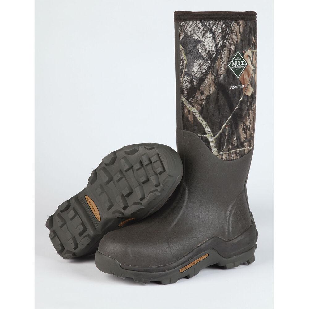 Muck Boot Woody Max Camo støvler