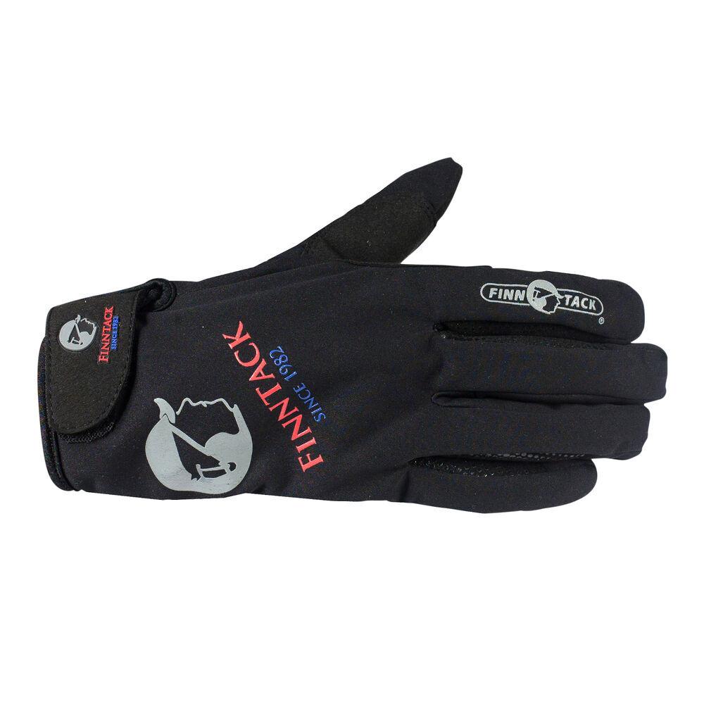 Finntack softshell handsker