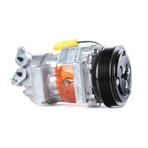 HELLA Kompressor 8FK 351 134-331 AC Kompressor,Kompressor Klimaanlæg PEUGEOT,CITROËN,206 Schrägheck 2A/C,206 CC 2D,307 SW 3H,307 CC 3B,307 3A/C