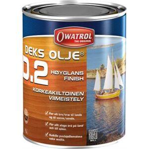Owatrol Marine D2 dækolie - 1 ltr