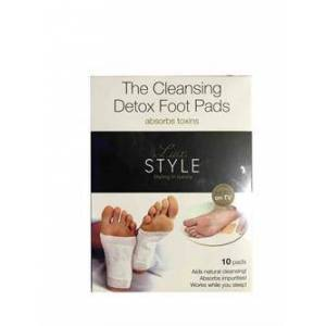Cleansing Detox Foot Pads - 10 stk.