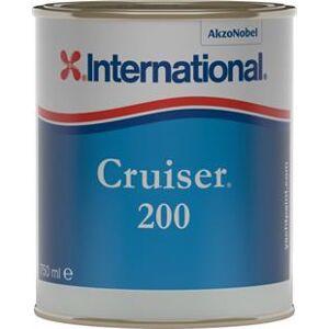 International Cruiser 200 bundmaling - HVID 2,5 ltr.