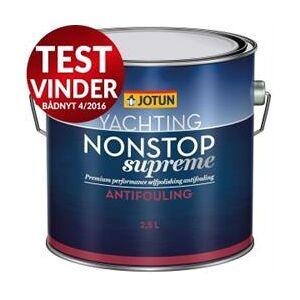 Jotun Nonstop Supreme bundmaling 2,5 liter - Rød