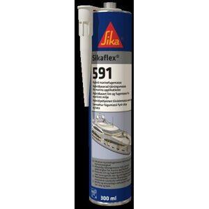 Sikaflex 591 - 300 ml. GRÅ (erstatter E291)