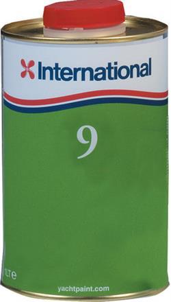 International fortynder nr. 9