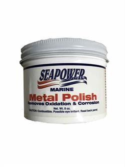 Gram Seapower Metal polish 227 gram.