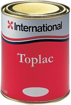 Toplac Snow white - 2,5 l. fra International