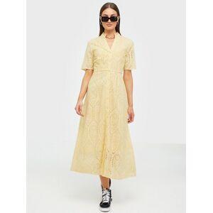 Y.A.S Yasholi Ss Long Shirt Dress S. Maxikjoler
