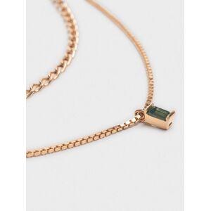 Cornelia Webb Warped Double Necklace Armbånd