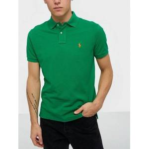 Polo Ralph Lauren Short Sleeve Piké Polotrøjer Green