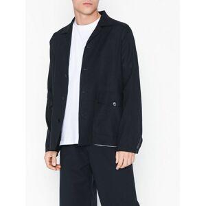Hope Shirt Jacket Skjorter Dark Blue