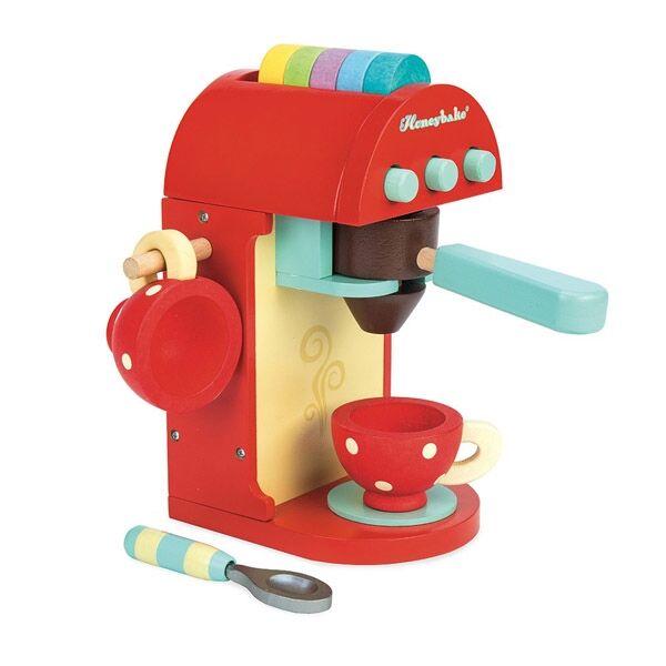 Le Toy Van Honeybake Espressomaskine