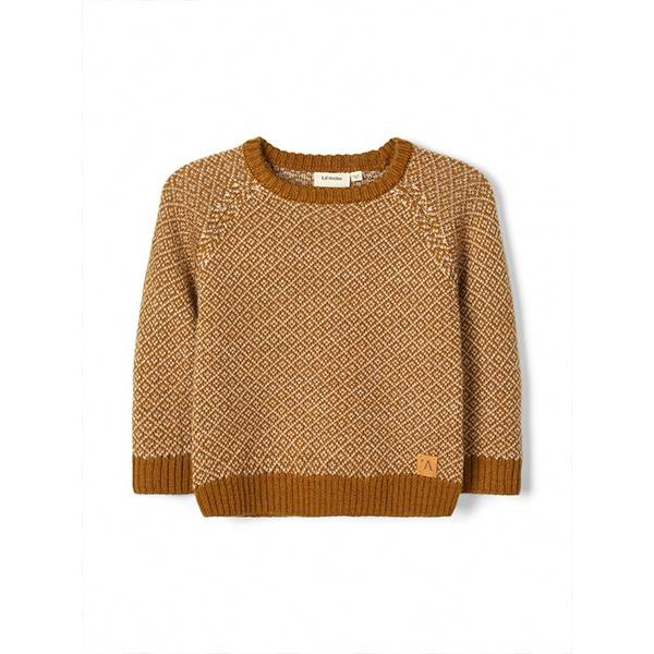 Lil' Atelier Sweater - Breen Peyote