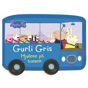 Alvilda Gurli Gris - Hjulene på Bussen