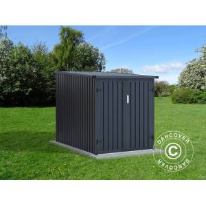 Dancover Cykelskur 1,42x1,98x1,57m ProShed®, Antracit