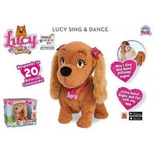 Tildas Lucy de dansende hund interaktiv