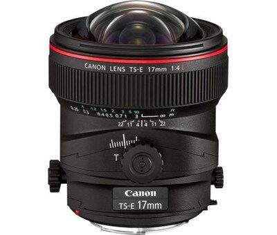 Canon TS-E 17mm F4