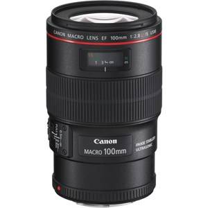 Canon 100mm F2.8 IS L