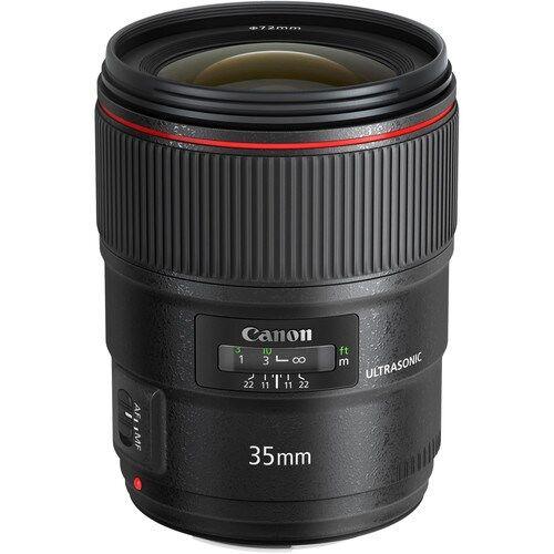 Canon 35mm F1.4L MK II