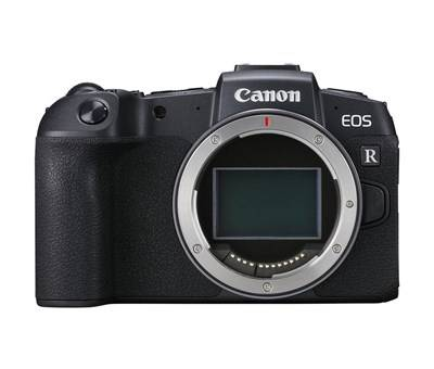 Canon EOS RP + EF-RF Adaptor