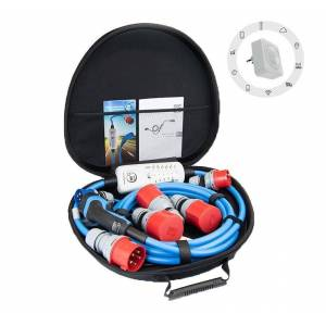 "NRGkick ""Solar-charge-Set XL"" 32A - 7,5m (NRGkick + Connect + Transport Bag + Adapter Set)"