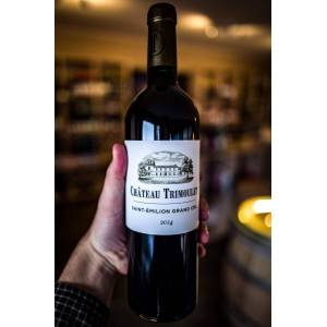 Chateau Trimoulet Saint Emilion Grand Cru 2014