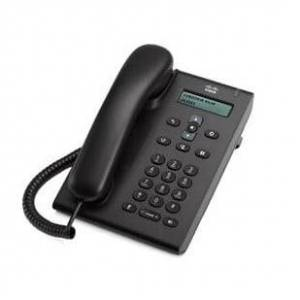 Cisco Systems Unified SIP Phone 3905, Charcoal, Standard Handset CP-3905=