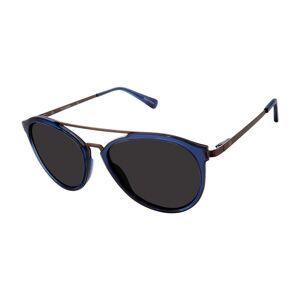 Sperry STRIPER Solbriller  male Transparent Navy Blue