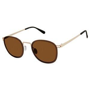 Sperry EXETER Solbriller  male Transparent Brown