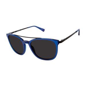 Sperry LEEWARD Solbriller  male Transparent Blue