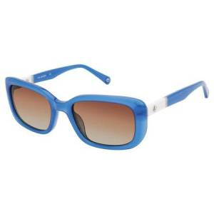 Sperry ROSEFISH Polarized Solbriller  female Translucent Blue