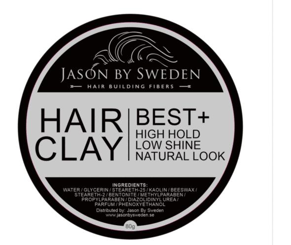 Hårfibre.nu Jason By Sweden Hårpleje / Hårvoks