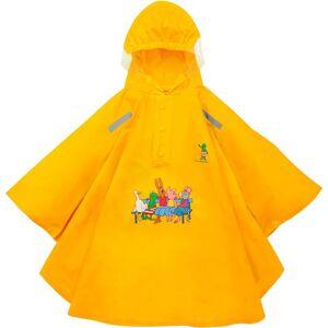 Willex Frog and Friends børne regnslag 104 gul