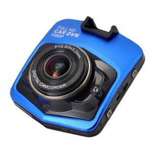 Diel Blackbox HD Dashcam - Blå
