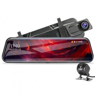 Blackbox Hawk FullHD smart bakspejl + bagkamera