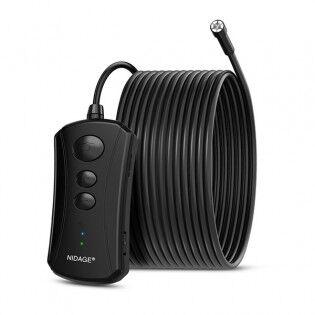 Nidage 5MP WiFi endoskop 3,5-15m - 15m