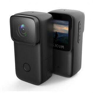 SJCAM C200 4K mini action-kamera - Hvid