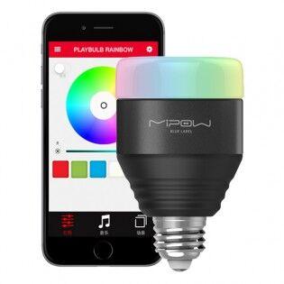 MIPOW Smart Bulb RGBW smart lampe