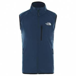 The North Face Mens Nimble Vest, Blue Wing Teal