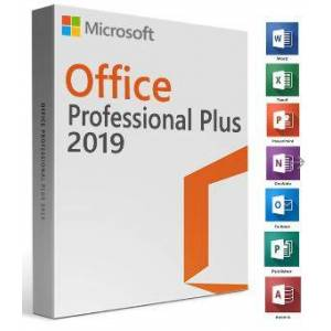 Your Software Store Microsoft Office 2019 Pro Plus 2019 Retail (Pc Version)