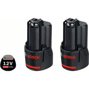 Bosch Akku GBA 12V 3.0Ah Professional (2 stk)