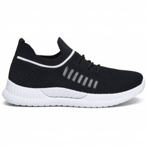 Shoes Dame Sneakers ZK087 - Black 37 female